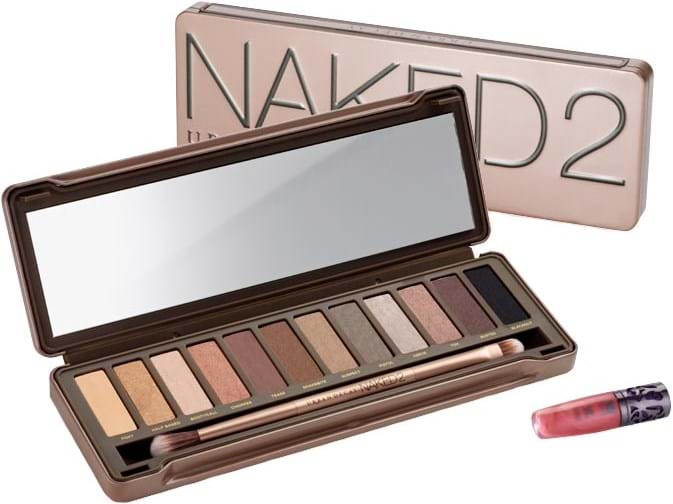 Urban Decay Naked 2 Palette-7196