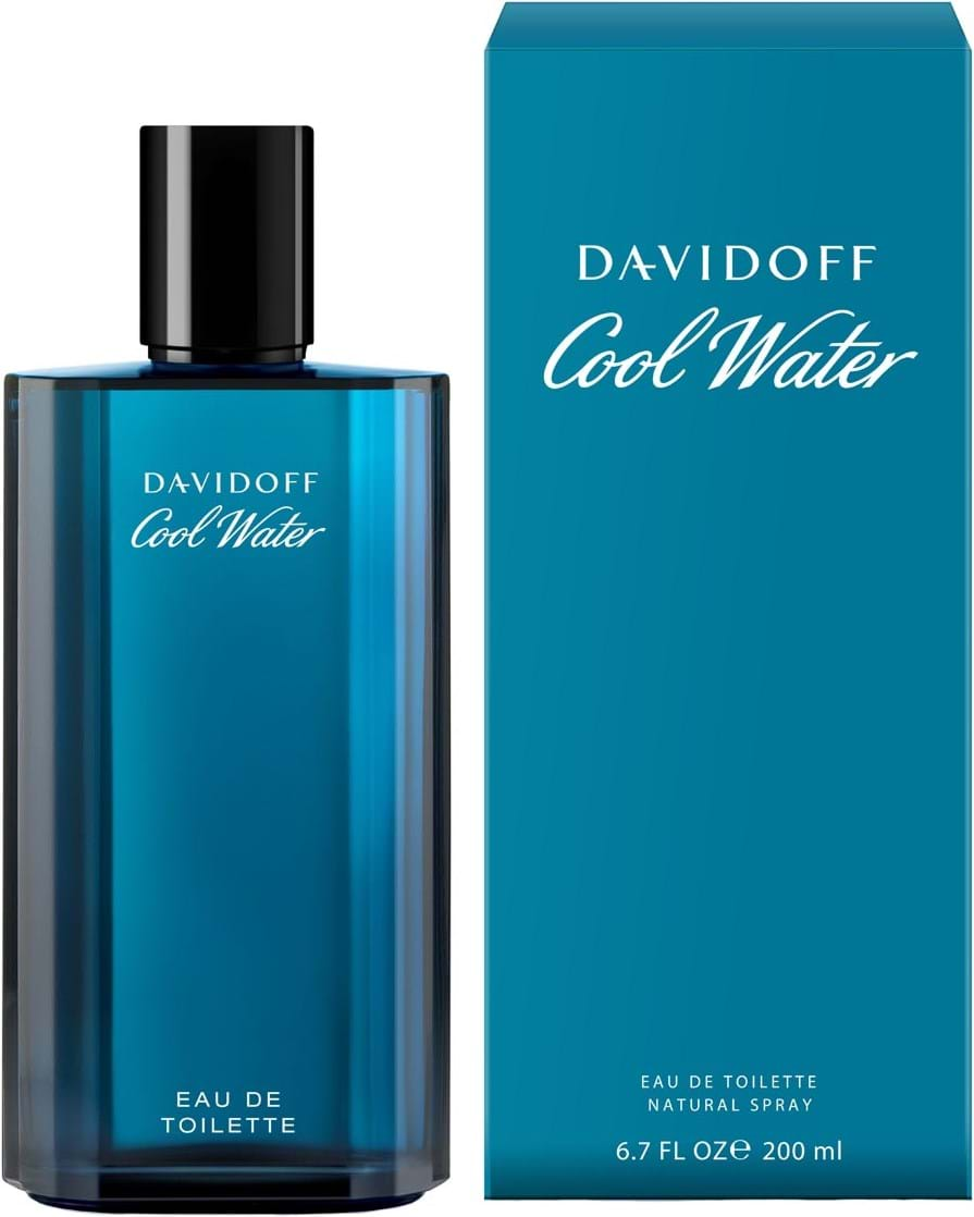 Davidoff Parfums Davidoff Cool Water Man Eau De Toilette 200 Ml