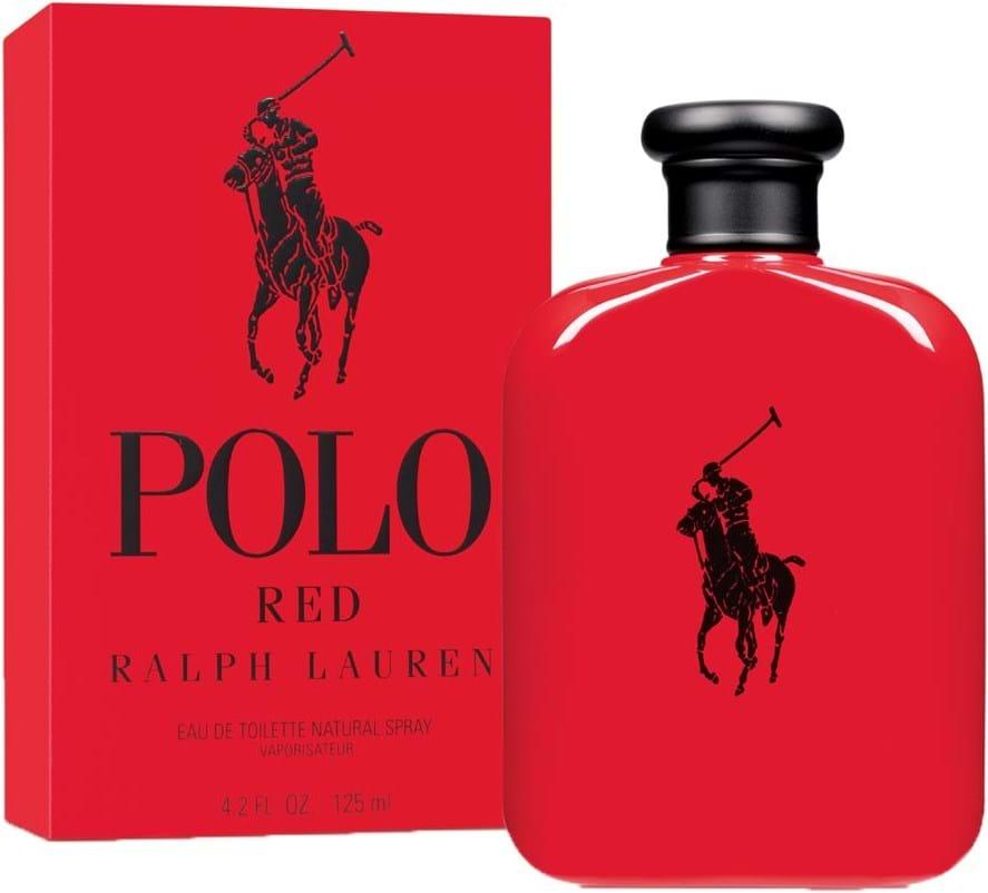 Afholte Ralph Lauren Polo Red Eau de Toilette 125 ml IO-81