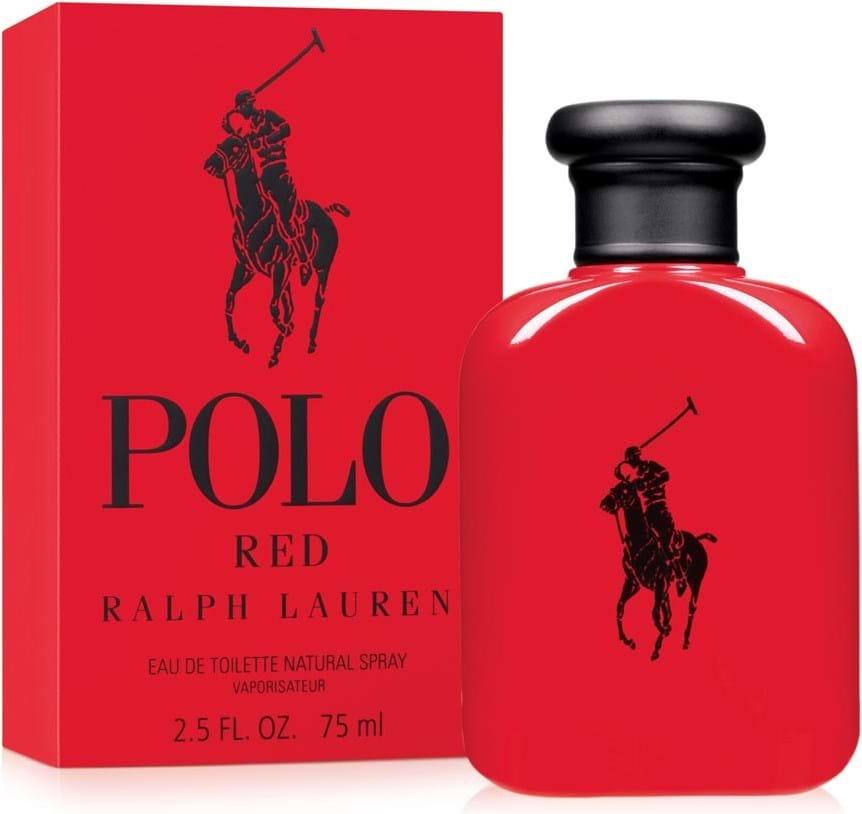 defadf66d Ralph Lauren Polo Red Eau de Toilette 75 ml