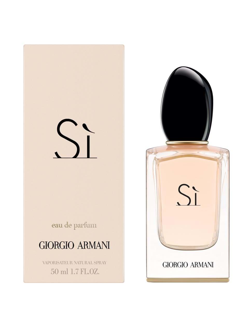 De Parfum Ml Armani 50 Giorgio Sì Eau POZkuTXi