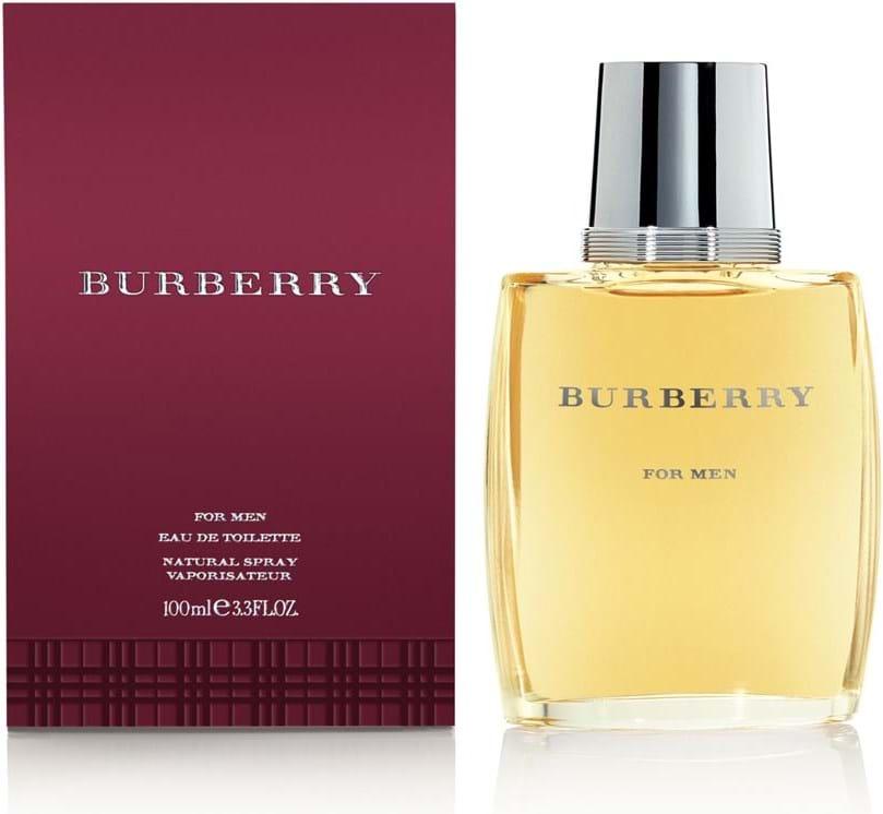 Burberry Classic Eau De Toilette 100 Ml