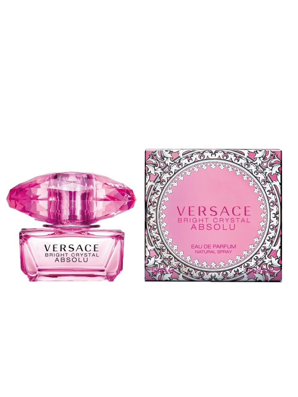 Bright De Parfum Crystal Eau Ml Versace Absolu 50 W92IeYbEHD