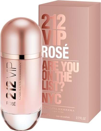 40f095091f Carolina Herrera 212 Vip Rosé Eau de Parfum 80 ml