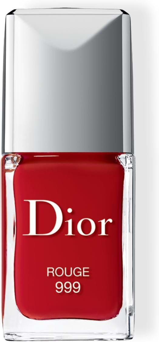 Dior Vernis Nail Lacquer N 176 999 Rouge 10 Ml