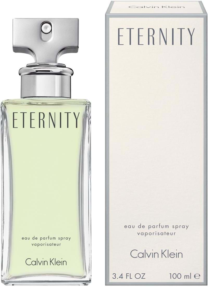 Calvin Klein Eternity For Women Eau De Parfum 100 Ml