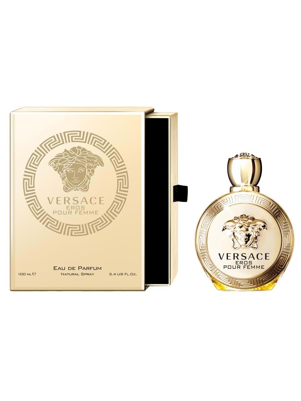 Versace Femme Eros Pour Parfum Ml De Eau 100 1cKTlFJ