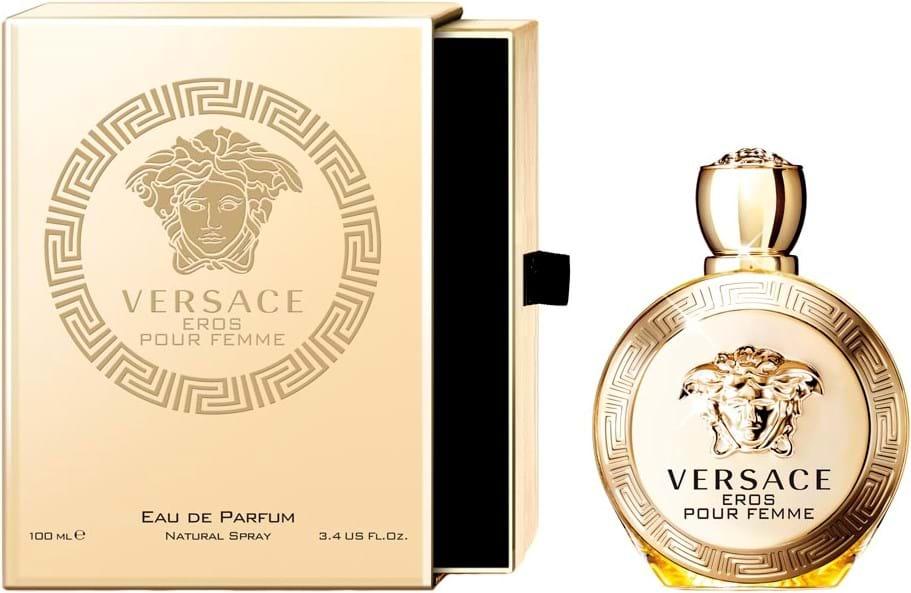 f6a4c82a0c Versace Eros Pour Femme Eau de Parfum 100 ml