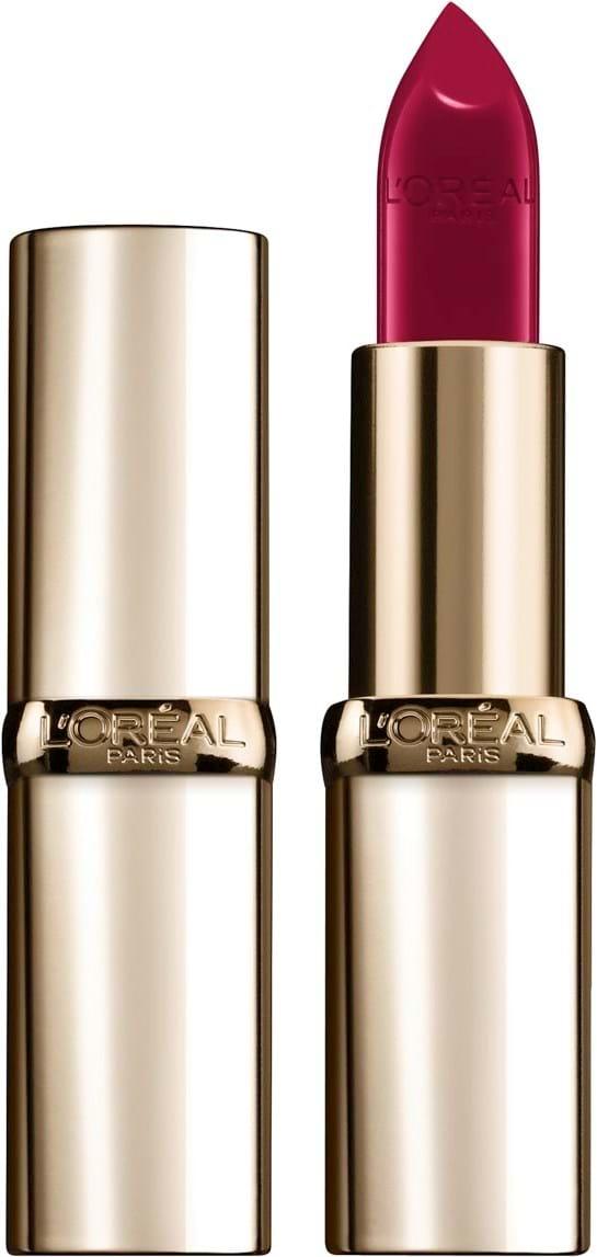 377a0e0929c L'Oréal Paris Color Riche Creme de Creme Lipstick N° 335 Carmin ...