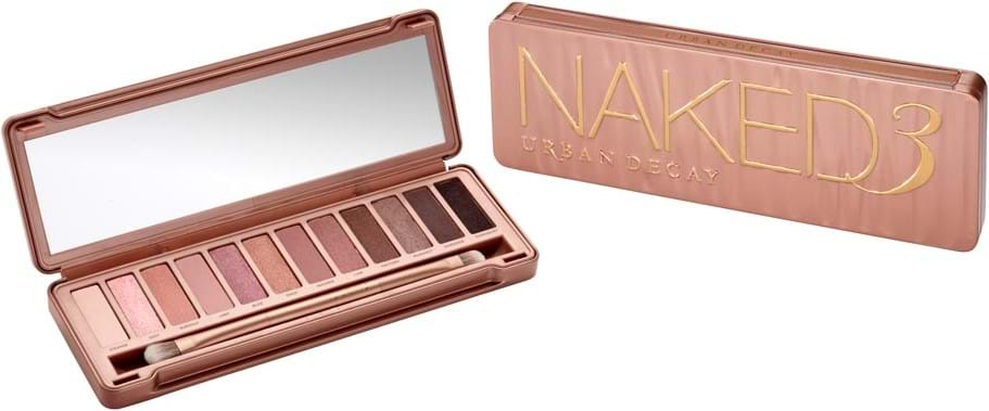 Urban Decay Naked 2 Eyeshadow Palette - The Makeup Store MNL