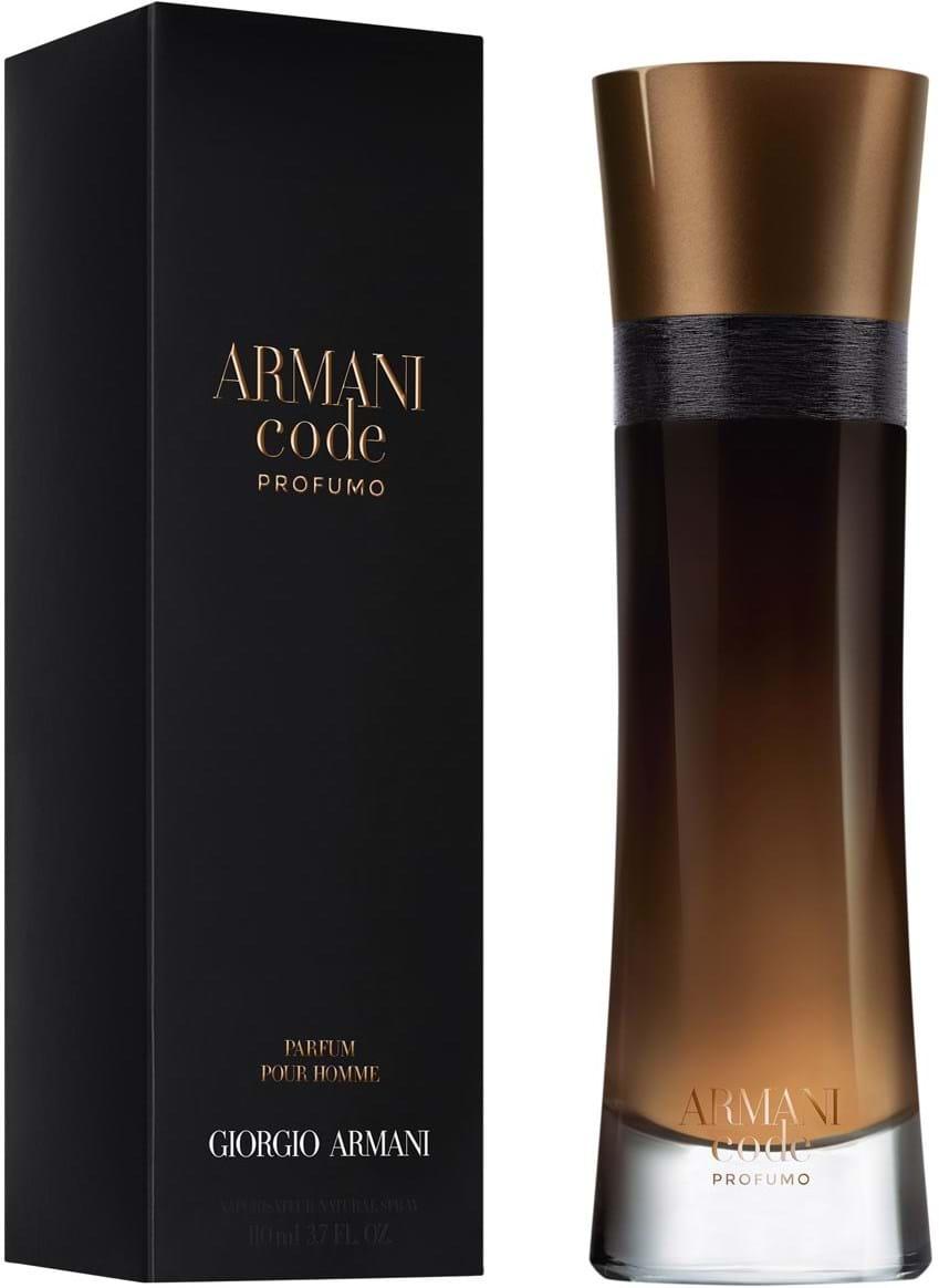 Giorgio Armani Code Profumo Eau De Parfum 110 Ml