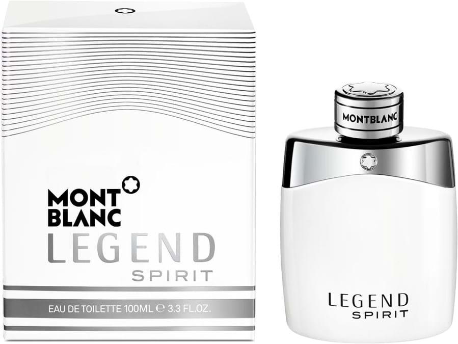 מעולה Montblanc Legend Spirit Eau de Toilette 100 ml YR-57