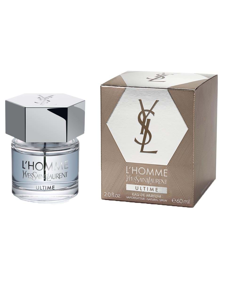 Parfum Saint Eau L'homme Ultime De Laurent Yves 60 Ml ym0wvNO8n