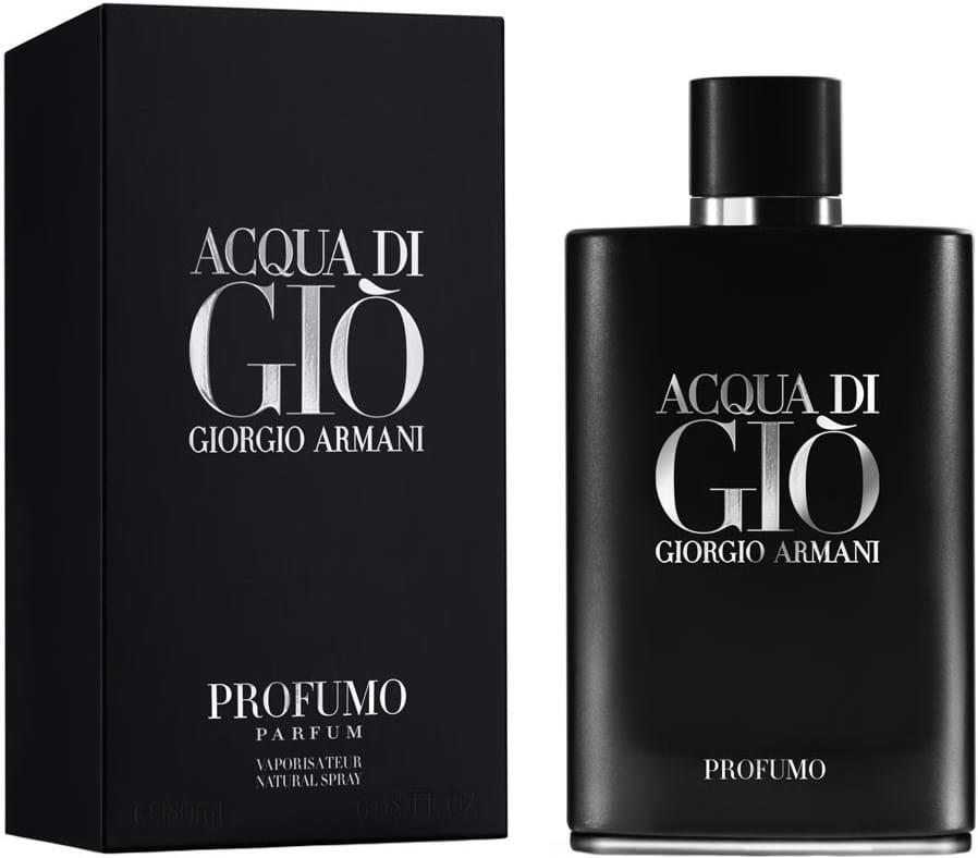 Giorgio Armani Acqua Di Giò Profumo Eau De Parfum 180 Ml