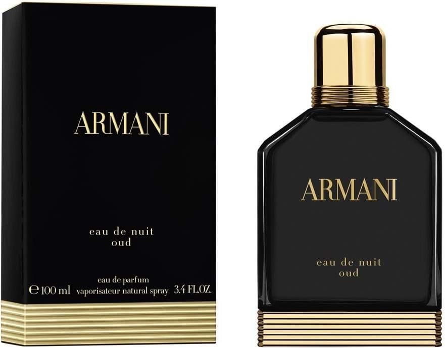 Giorgio Armani Oud Eau De Nuit Eau De Parfum 100 Ml