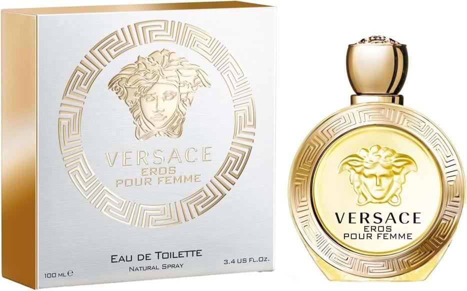 d79cf35f73 Versace Eros Pour Femme Eau de Toilette 100 ml