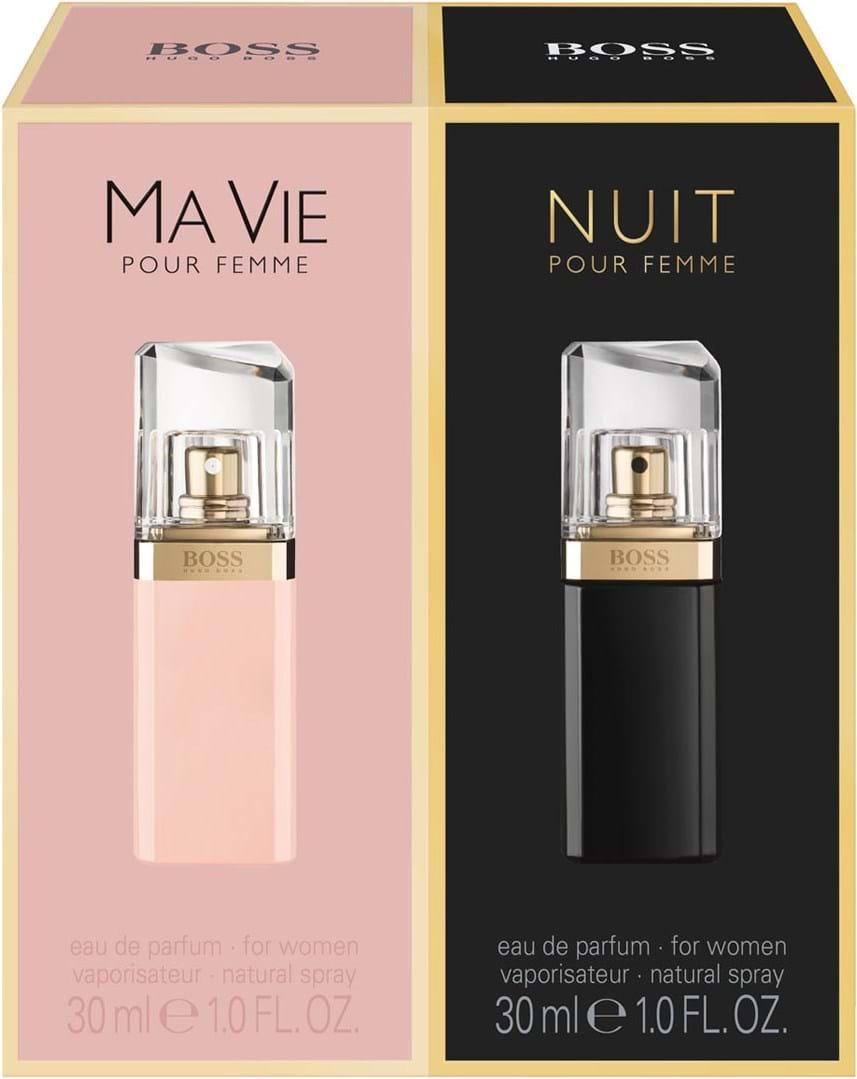 Boss Ma Vie Boss Nuit Eau De Parfum Duo Set