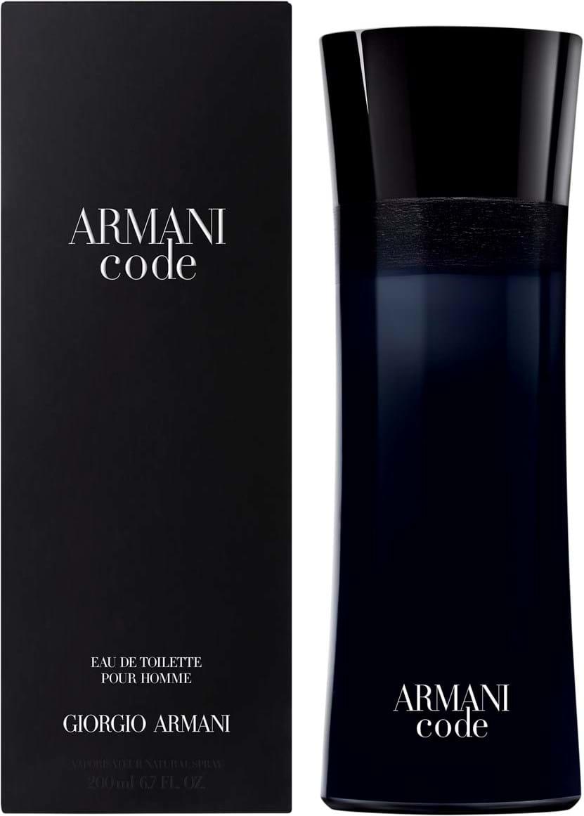 fc6daf791d6f Giorgio Armani Armani Code Eau de Toilette 200 ml