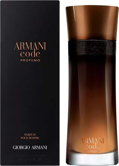 Giorgio Armani Armani Code Profumo Eau De Parfum 200 Ml