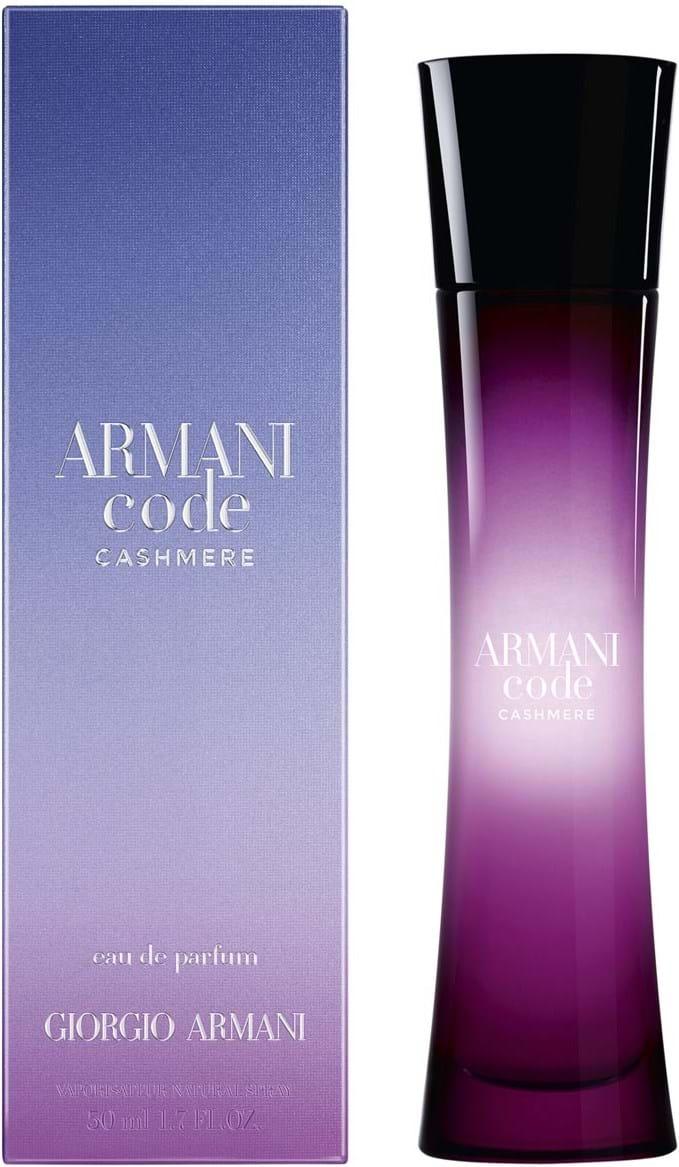 Giorgio Armani Code Cashmere Eau De Parfum 50 Ml