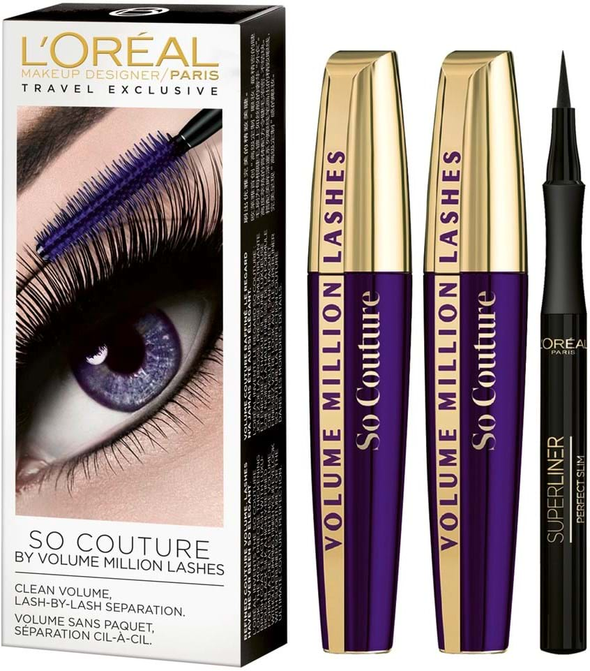 0e604dc58ce L'Oréal Paris So Couture Mascara Set