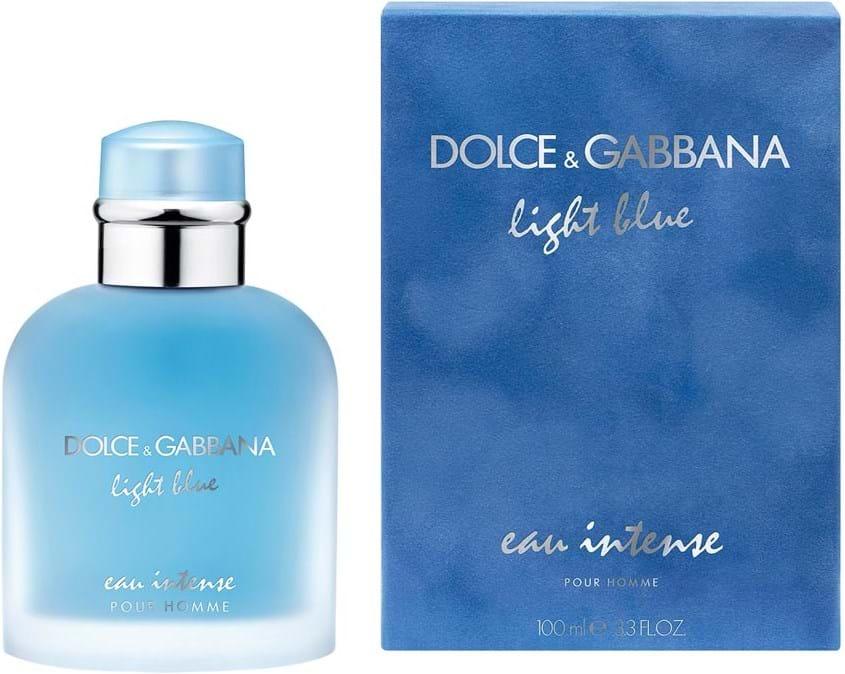 27881019 Dolce & Gabbana Light Blue Eau Intense Pour Homme Eau de Parfum ...