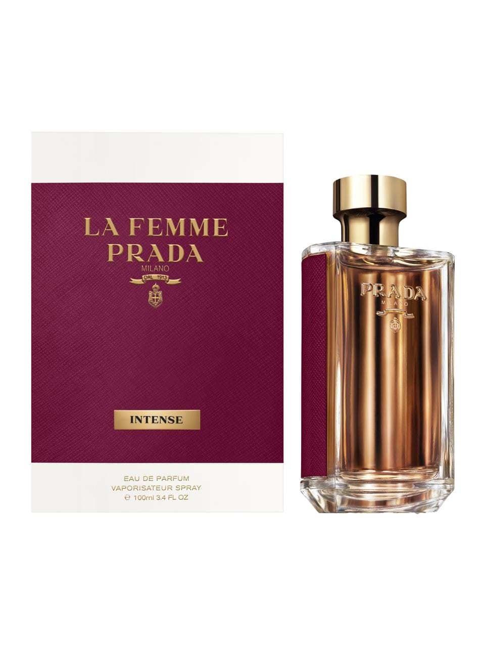 De Eau Prada Parfum Ml Intense Femme La 100 DI9W2YEH