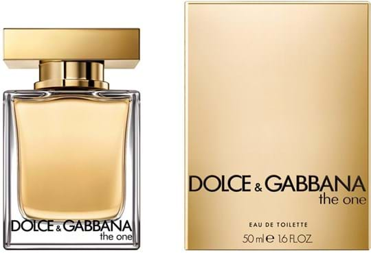 09a3c07763a0 Dolce   Gabbana The One Eau de Toilette 50 ml