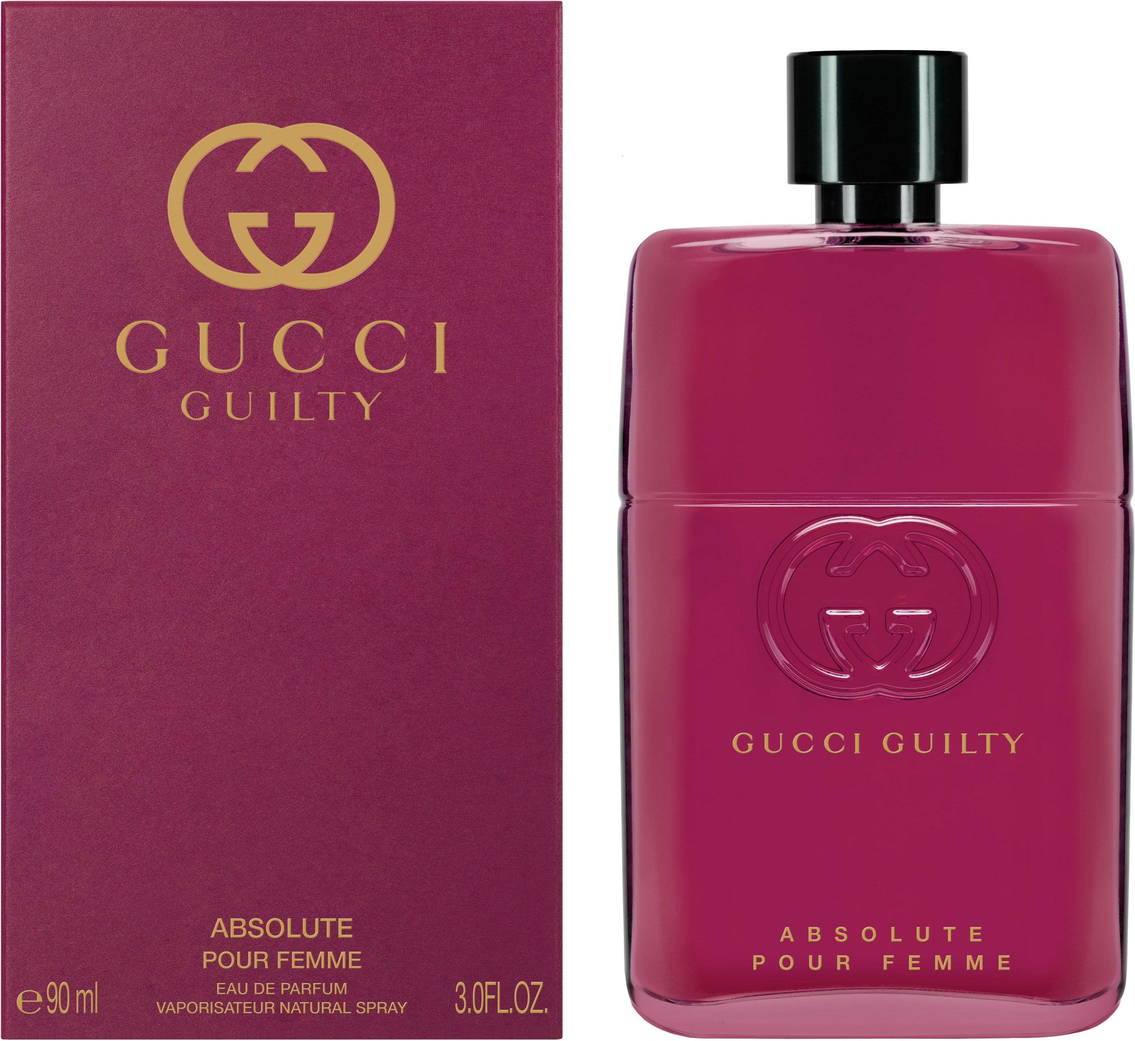 1fd508ecc Gucci Guilty Absolute Pour Femme Eau de Parfum 90 ml