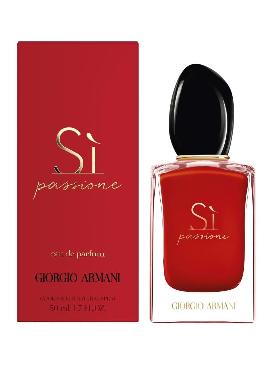 Ml Passione Si De 50 Eau Giorgio Parfum Armani wOuPXZkTi