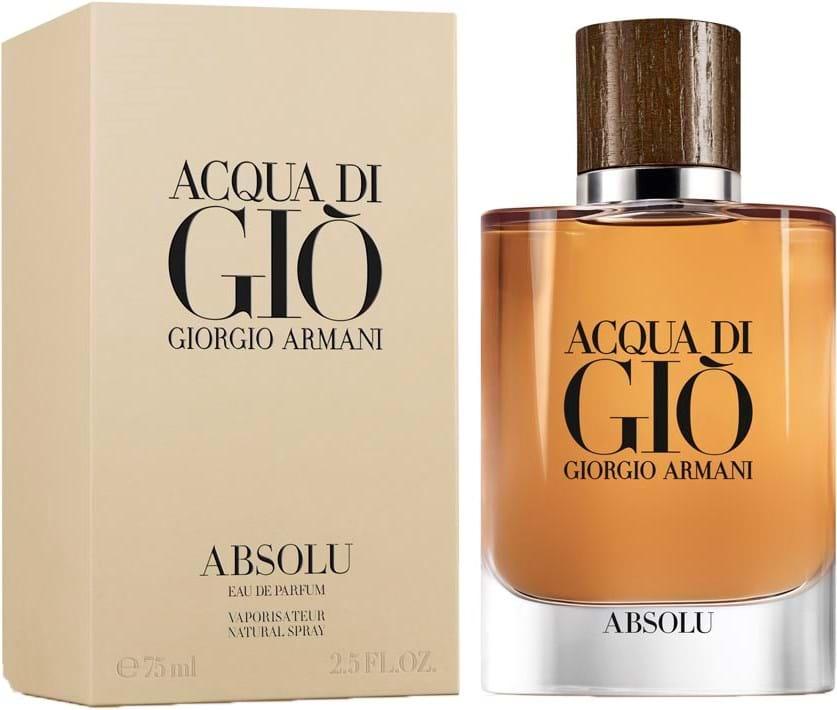 f26655000b6e Giorgio Armani Acqua di Gio pour Homme Eau de Parfum 75 ml
