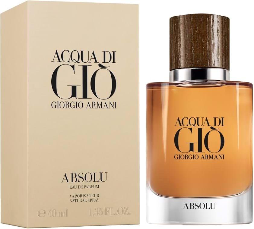 Giorgio Armani Acqua Di Gio Pour Homme Eau De Parfum 40 Ml