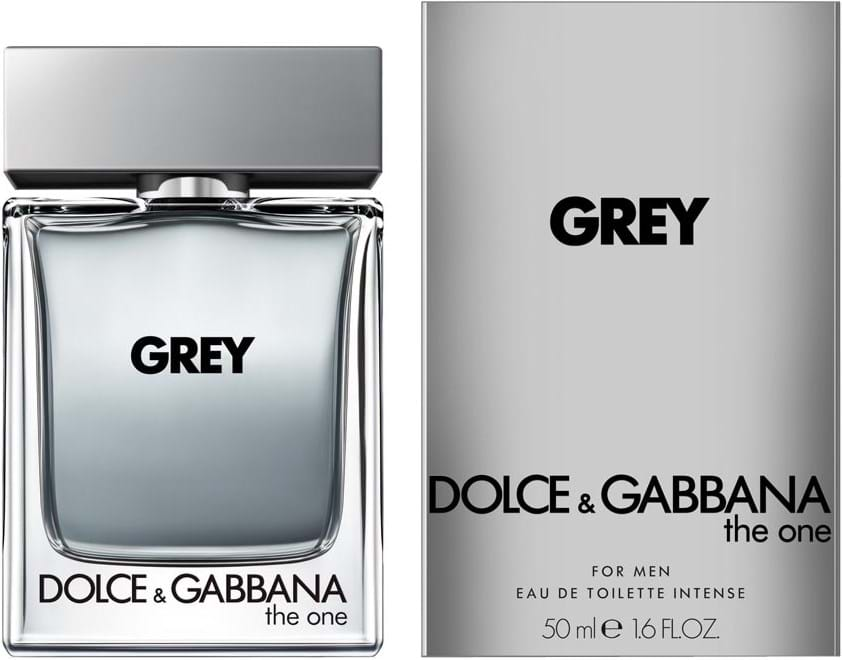 bcdd8d15751a Dolce   Gabbana The One For Men Grey Eau de Toilette 50 ml