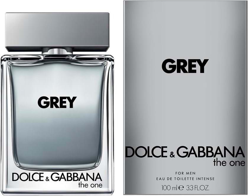 5d4d25f585 Dolce & Gabbana The One For Men Grey Eau de Toilette 100 ml