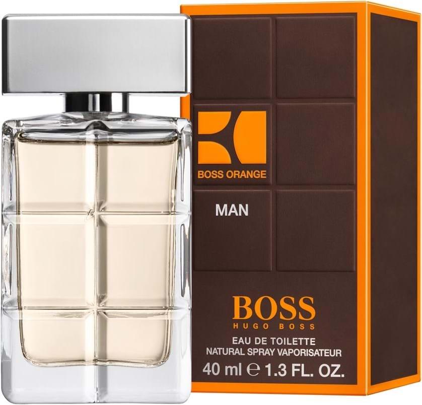 Boss Orange Man Eau De Toilette 40 Ml