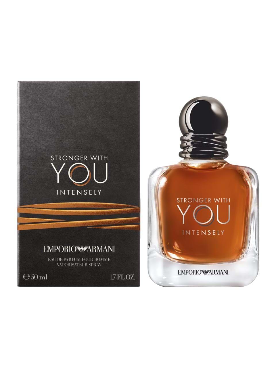 De Giorgio Edp 50 Ml You Eau Parfum Armani Stronger Intense With Emporio 35AL4jR