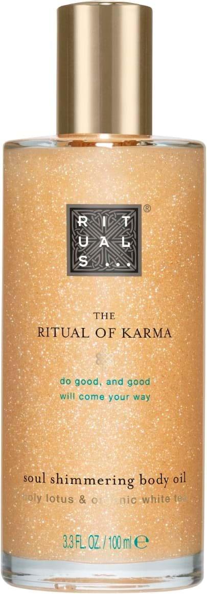 Rituals Cosmetics Karma Body Shimmer Oil 100 ml