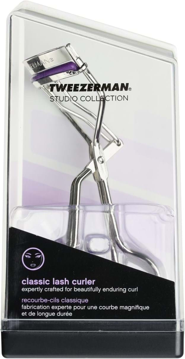 8bfa19d548e Tweezerman Classic Lash curler Silver