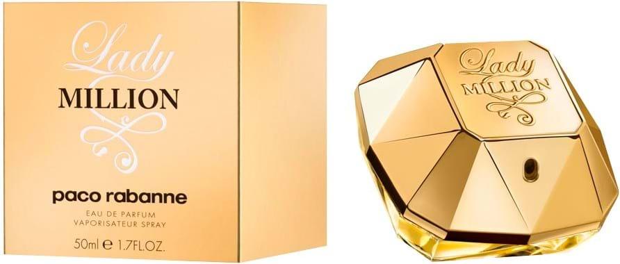 ff44543c937f2 Paco Rabanne Lady Million Eau de Parfum 50 ml
