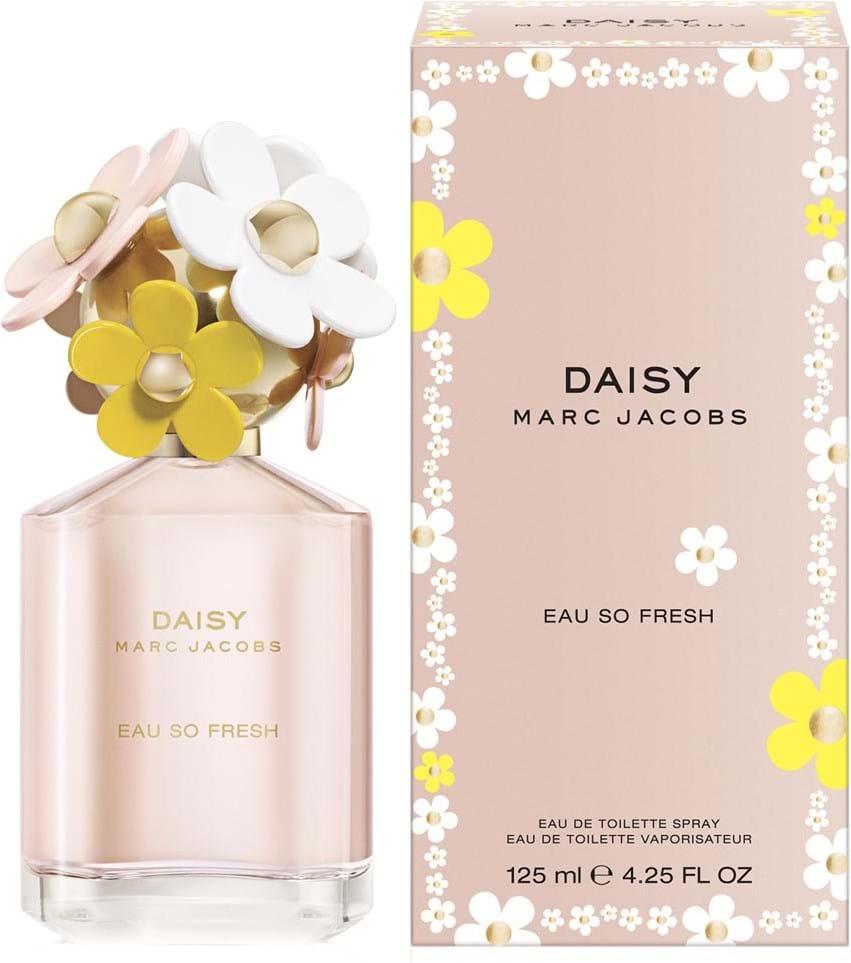 1bc47cfbc5d2 Marc Jacobs Daisy Eau so Fresh Eau de Toilette 125 ml