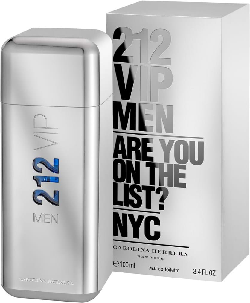 ce971d9d6 Carolina Herrera 212 VIP Men Eau de Toilette 100 ml