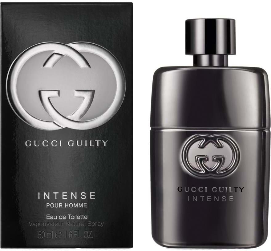 Gucci Guilty Pour Homme Intense Eau De Toilette 50 Ml
