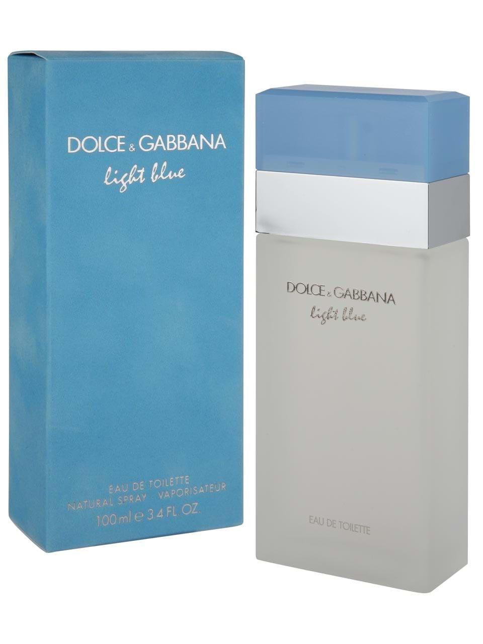 De Toilette Ml Eau Gabbana Blue 100 Light Dolceamp; zjqVGMLSpU