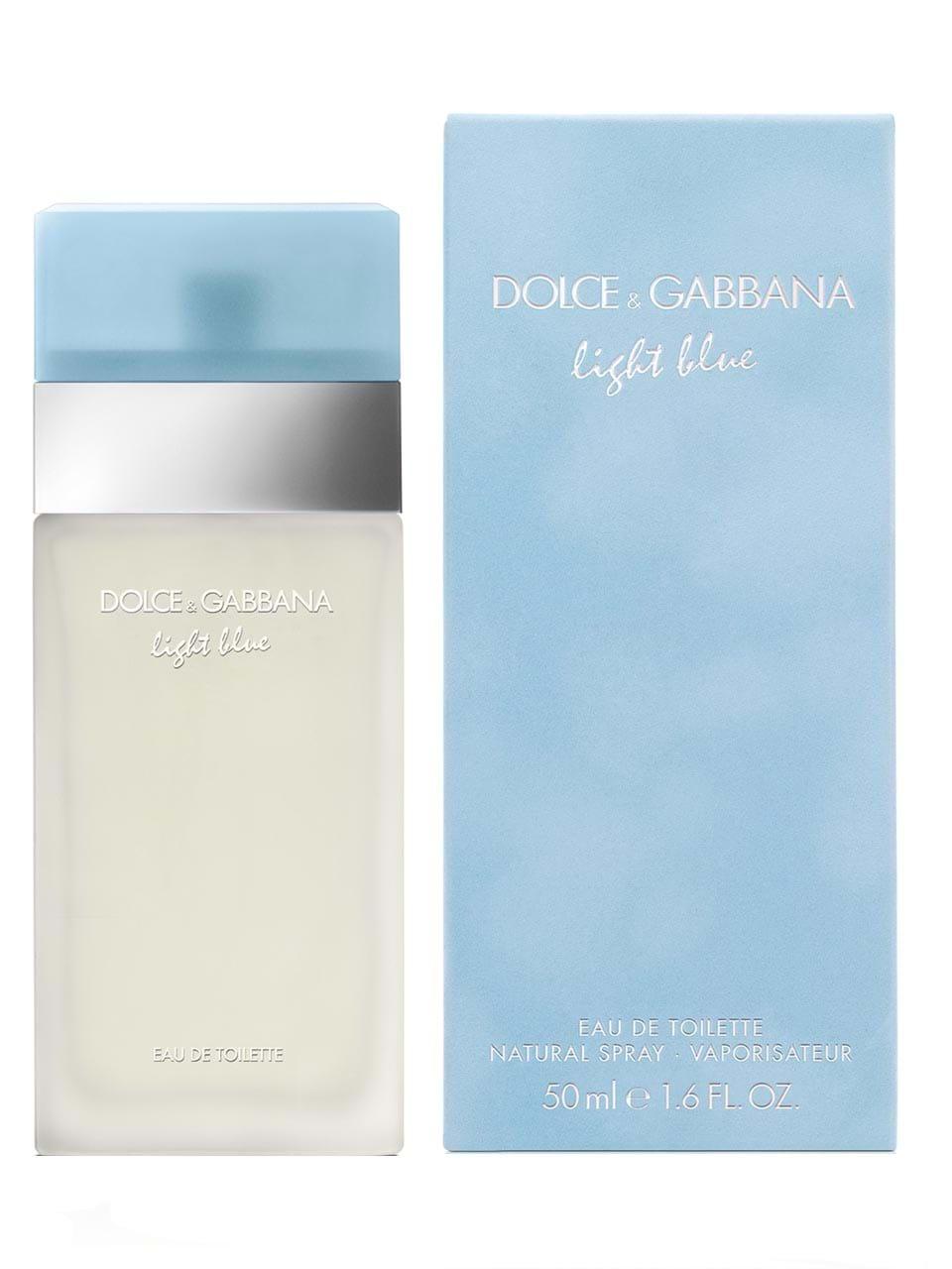Eau Light 50 Toilette De Blue Ml Dolceamp; Gabbana mN8w0nyvOP