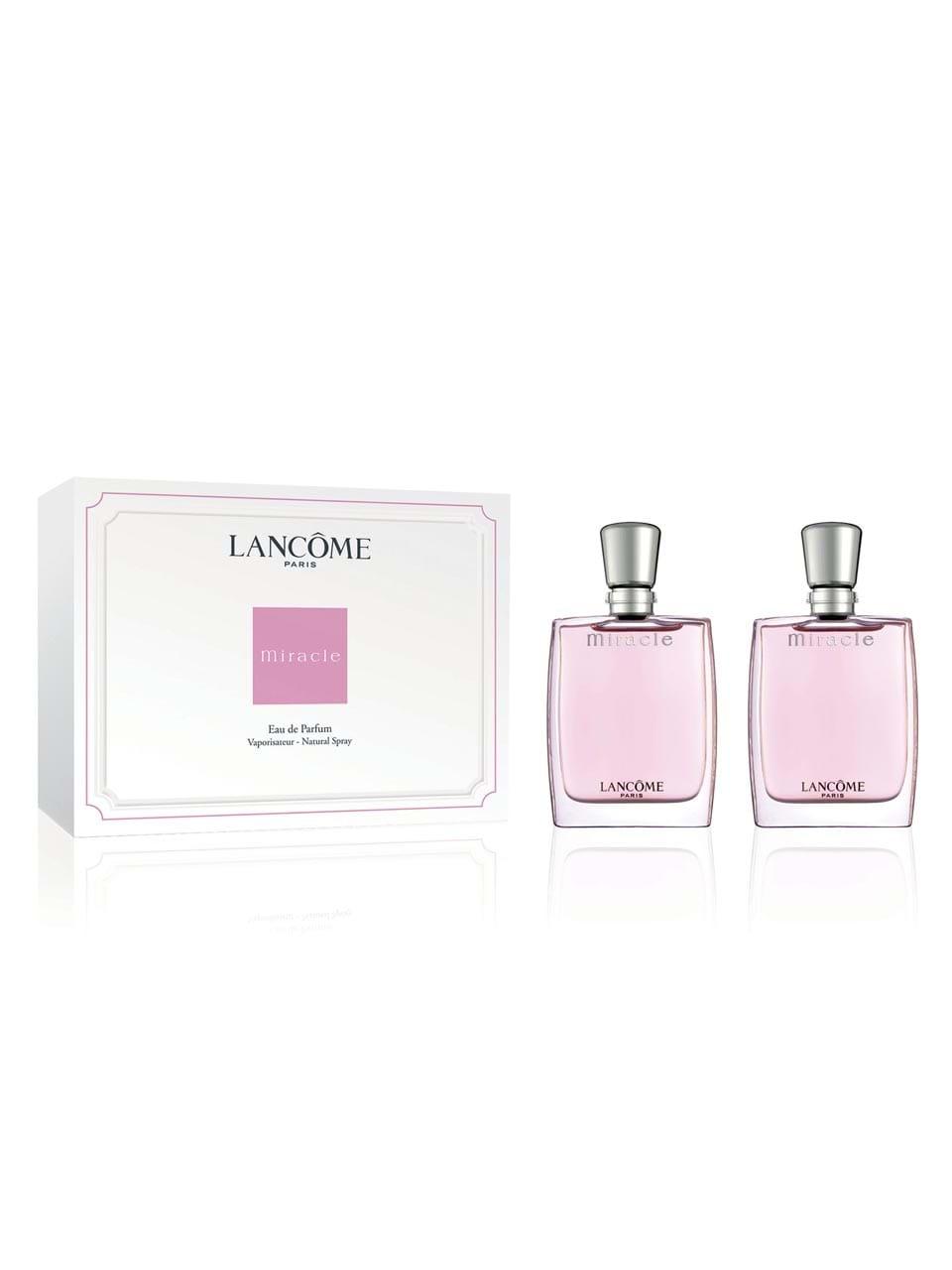 Eau Parfum De Set Miracle Duo Lancôme CoerdxB