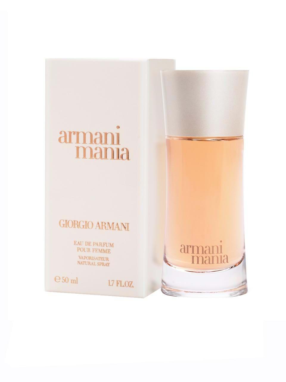 De Armani Mania Woman Parfum Giorgio Spray 50 Eau Ml Yb76gfy