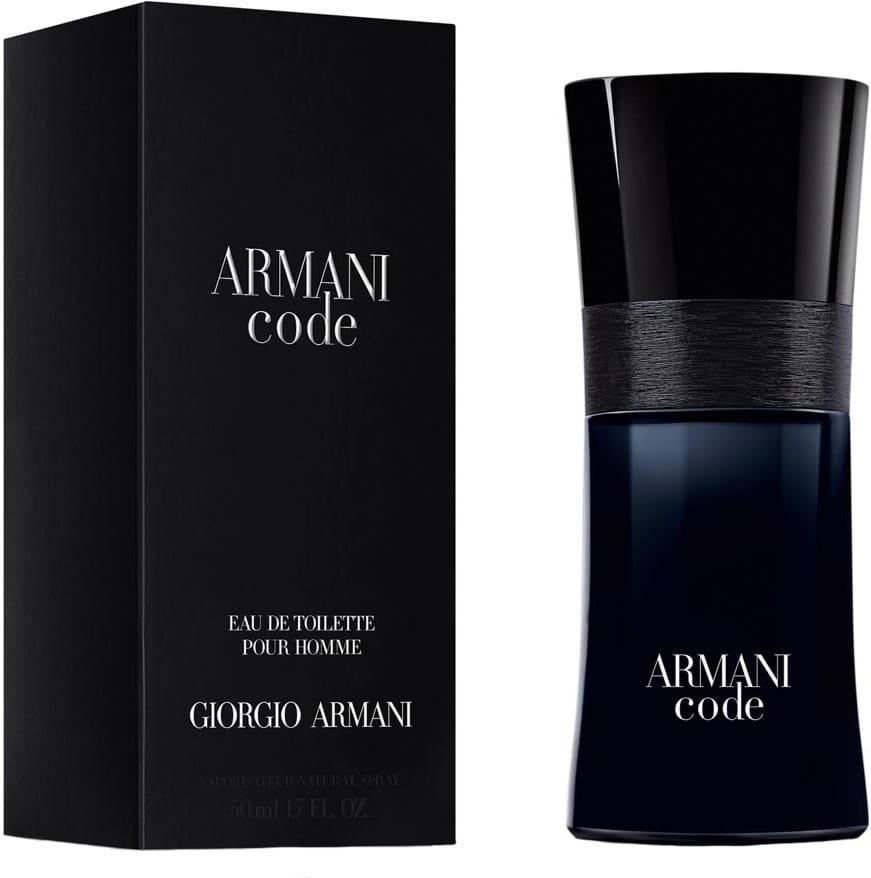 012d667a14e Giorgio Armani Code Eau de Toilette 50 ml