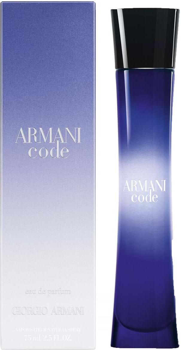 74ba8738169 Giorgio Armani Code Pour Femme Eau de Parfum 50 ml