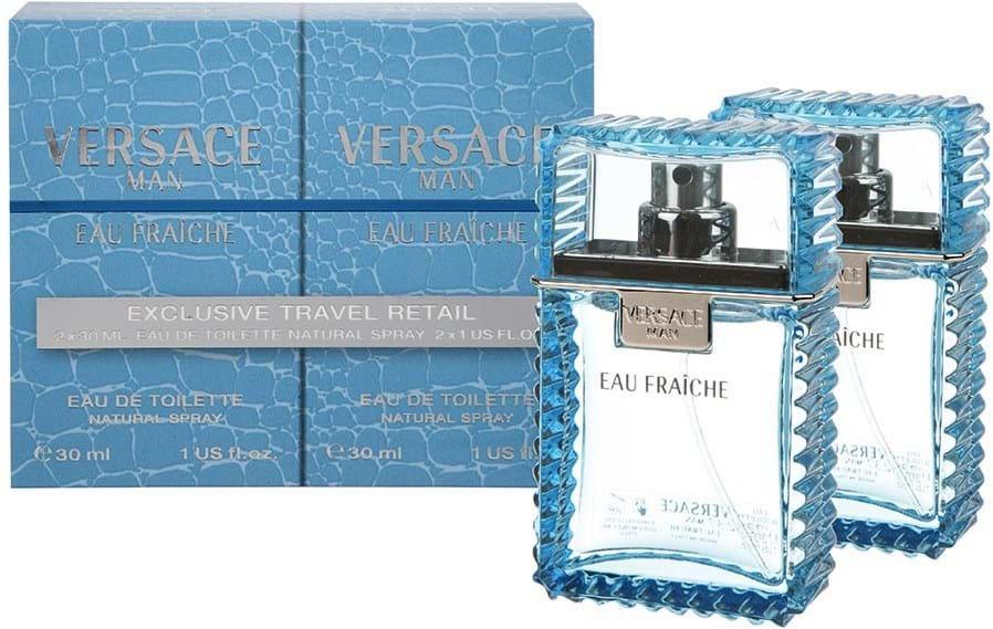 Versace Man Eau Fraîche Duo Set