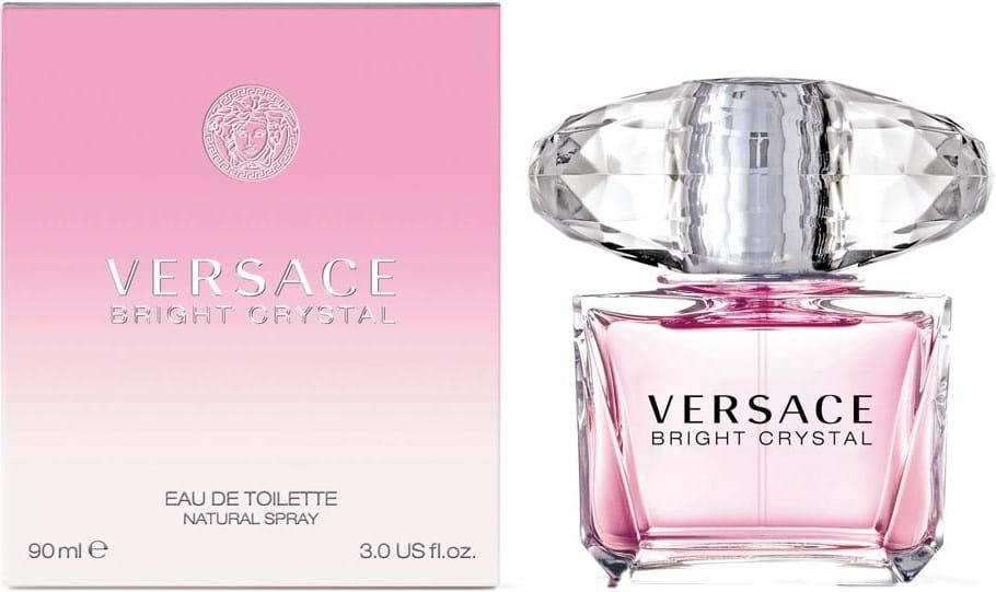 4954f60411b Versace Bright Crystal Eau de Toilette 90 ml